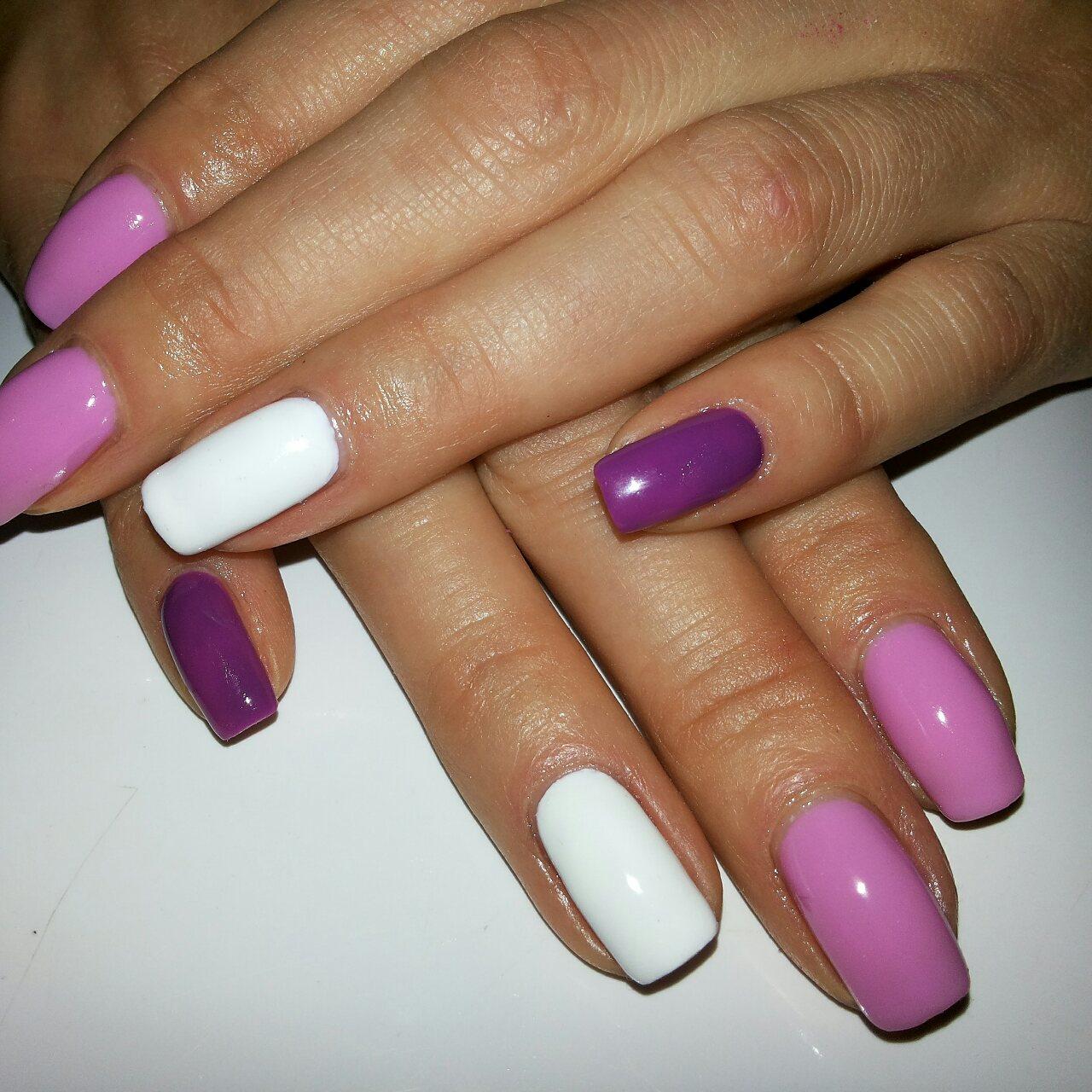 Актуальные дизайны ногтей